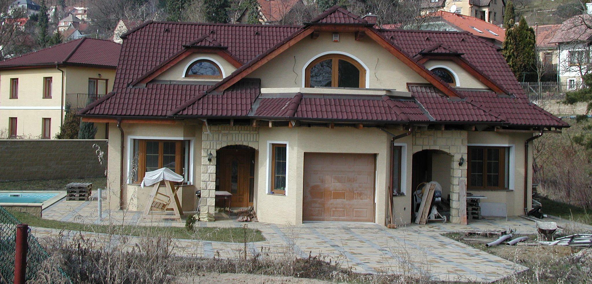 rodinný dům